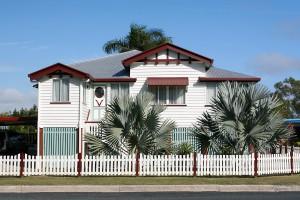 Beautiful Old Queenslander Home
