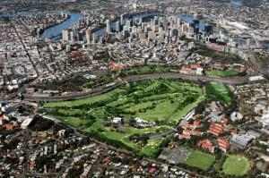 Herston Brisbane Suburb