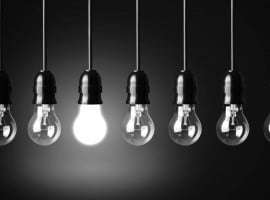 Should you tell people your bright idea?