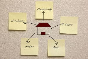 landlord's responsibilities for utilities