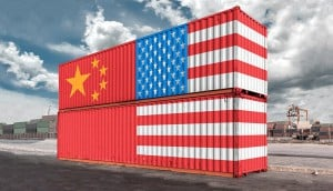 Trade Dispute Between The Us And China