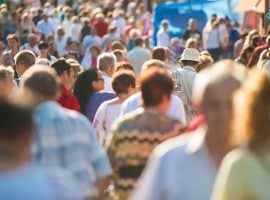 Believe it or not, two centuries of rapid global population growth will come to an end