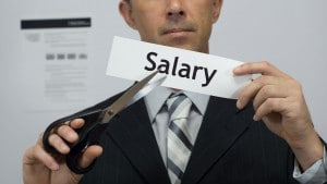 Lower Paid Job Salary