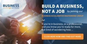 Business Accelerator Mastermind Big