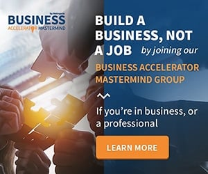 Business Accelerator Mastermind Small