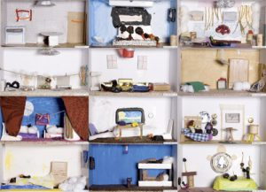 Living In A Shoe Box Apartment