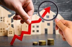 Property House Value Peak