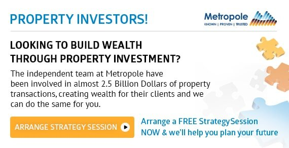 wealth throught property investment