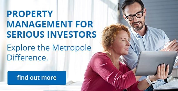 Property managment for serious investors