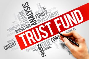 Trust Fund Types Setup