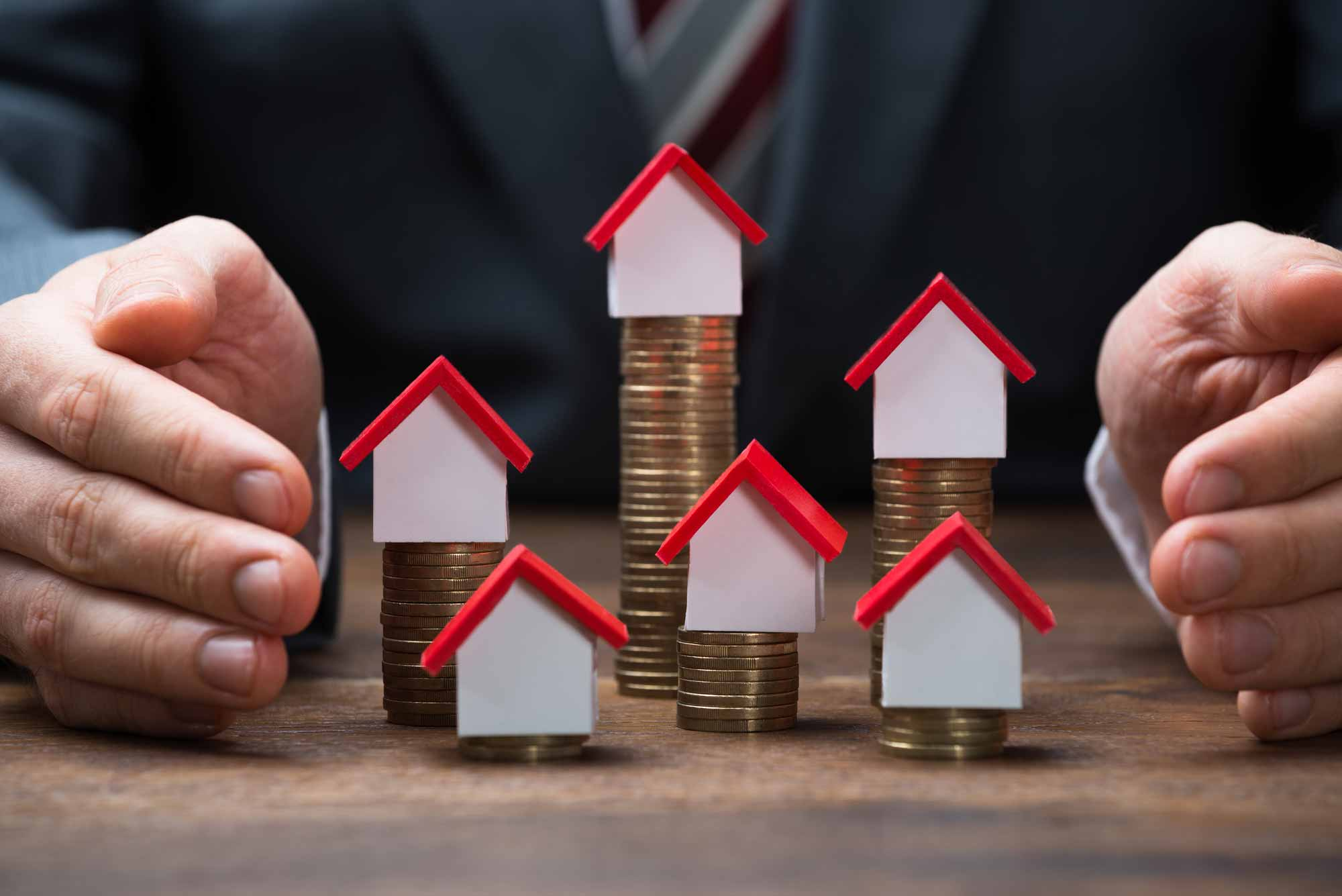 Will the high auction clearance rates really lead to double digit capital growth in property values?