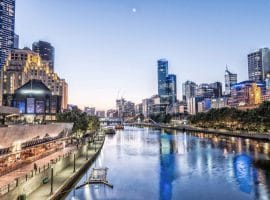 Is Melbourne becoming an apartment city?