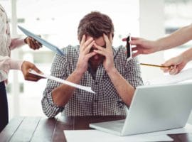 Overwhelmed? Here's 6 strategies that might help