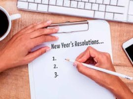 Where did my new year's resolution go? 9 Strategies to Rescue Them