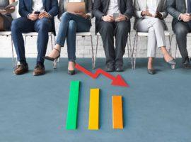 Private demand in recession as economy slumps