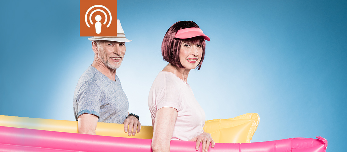 [Podcast] Here's how Baby Boomers are Redefining Retirement with Simon Kuestenmacher