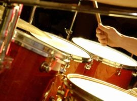 What did drum lessons teach me about business?