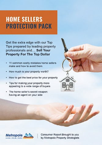 eBook - The Home Sellers Protection Pack