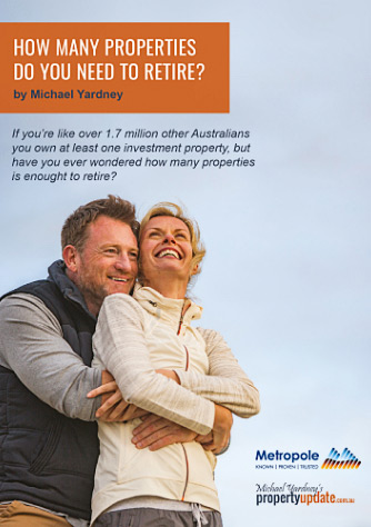 eBook - How many properties you need to retire?