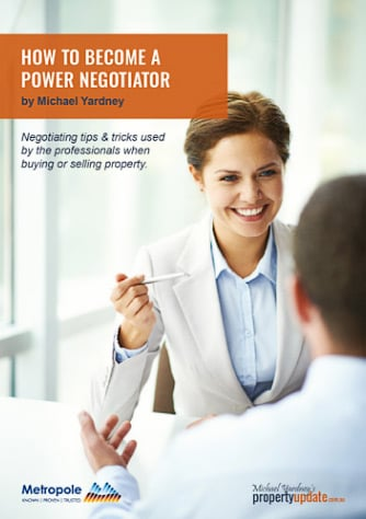 eBook - How to become a Power Negotiator