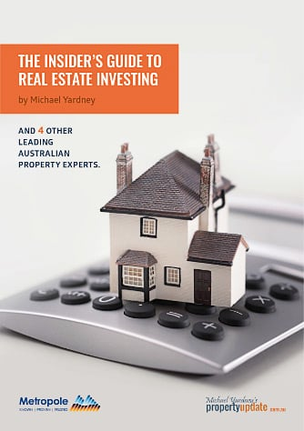 eBook - The Insider's Guide to Real Estate Investing