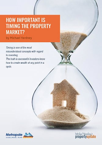 eBook - How Important is timing the property market