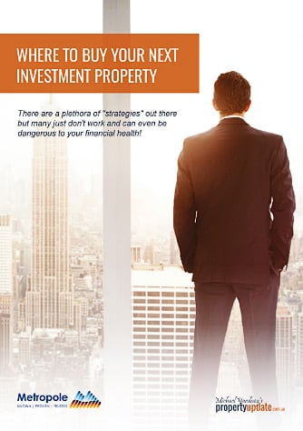 eBook - Where to buy your next Investment Property