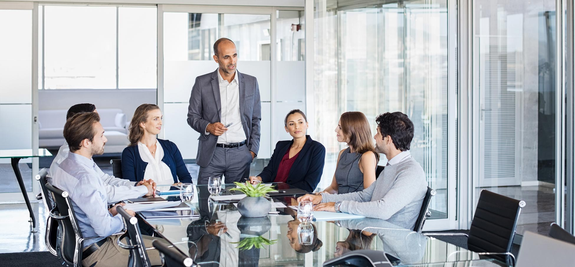 Changing Corporate Culture through Shared Vision and Purpose