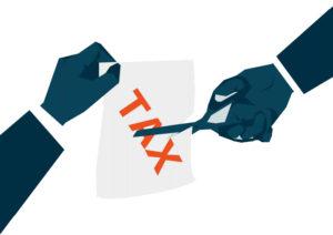 Tax Cut Evergreen