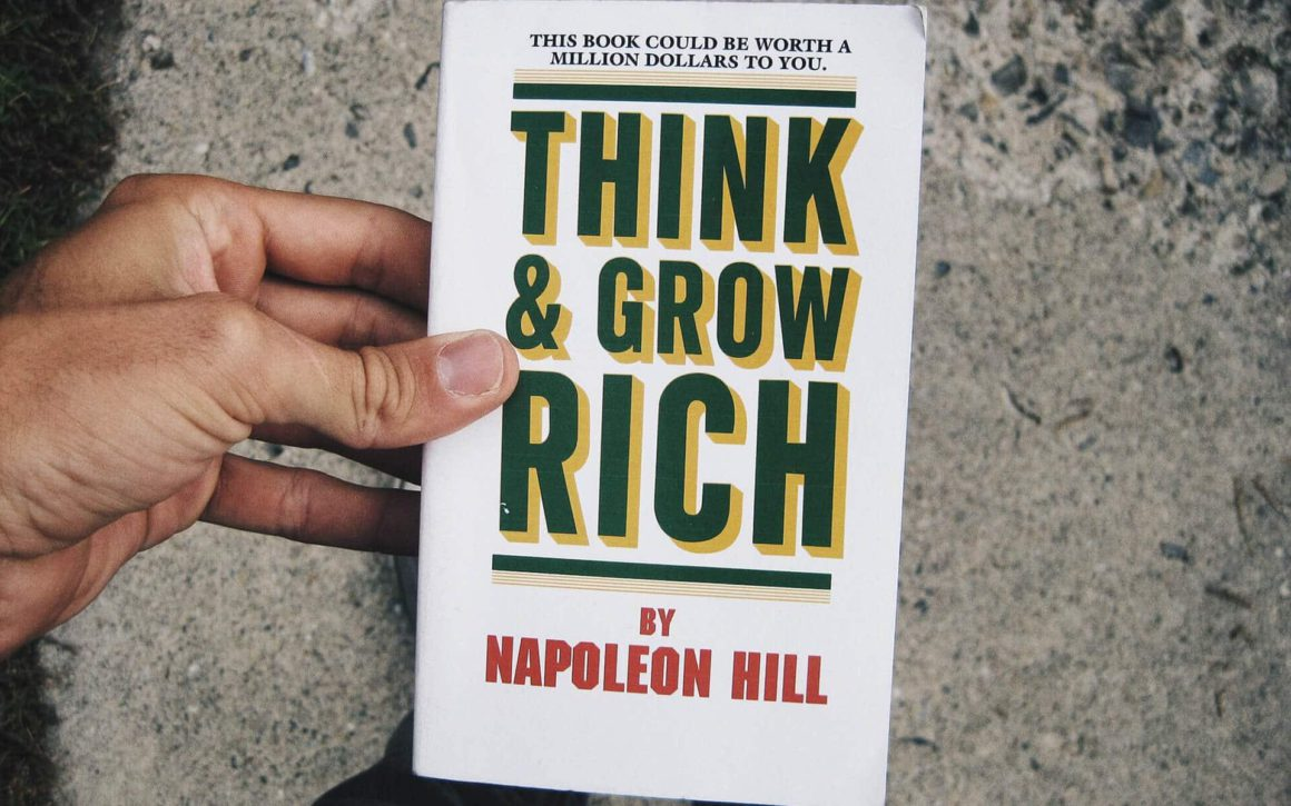 Grow Rich By Napoleon Hill