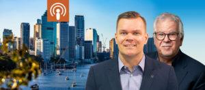 My Podcast 203 Invetsing In Brisbane