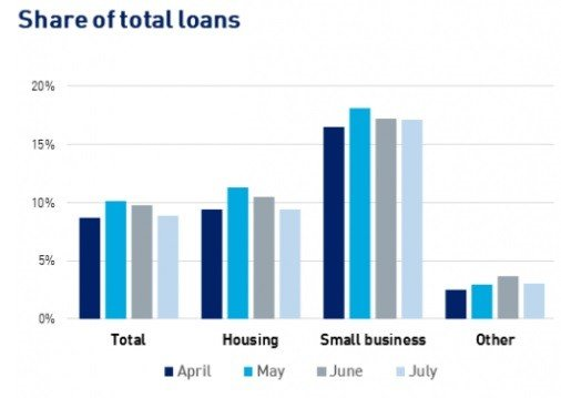 Share Of Loans