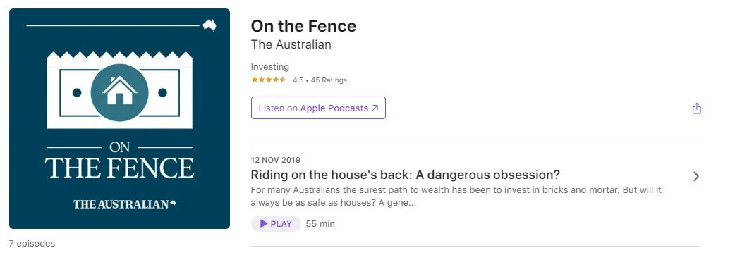 On the Fence Podcast