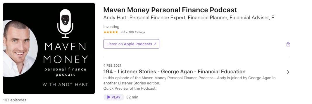Maven Money Podcast