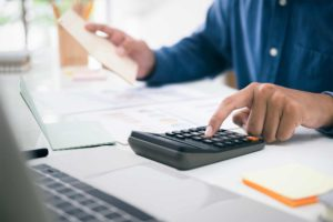 Bank Calculating