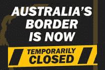 Border Closed